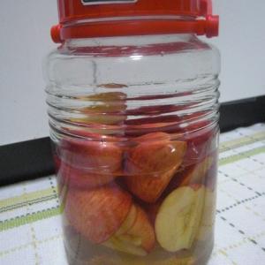 手作りリンゴ酢の作り方と健康効果
