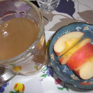 朝。お昼ご飯