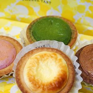 BAKE cheese tart now open in Los Angeles