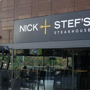 Nick and Stef's steakhouse - Downtown