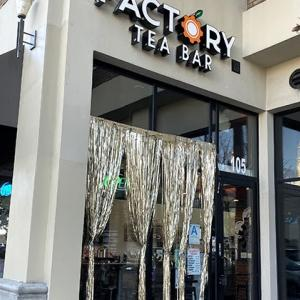 Factory Tea Bar - Downtown L.A.