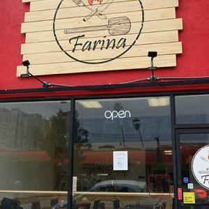 Farina pizza now open in Koreatown