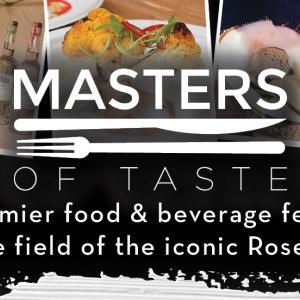 Masters of Taste 2019 Pre-media tasting + discount code