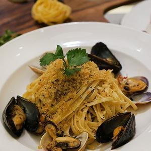 Feast of the Seven Fishes menu at Casa Barilla - South Coast Plaza