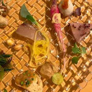 旬の食材を手軽に味わうダルマットのおまかせランチ