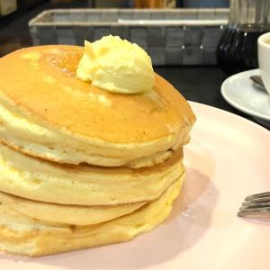 大阪プチトリップVOL.3 さすが大阪!コスパ最高のモーニングパンケーキ