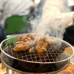 ディープな昭和ムード漂うコスパ最高の焼肉忘年会