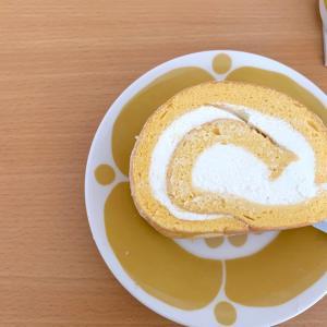 ふかふかむっちり生地のおいしい大きなロールケーキ