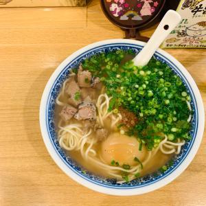 オーダーしてから手打ちのもっちり麺とクリアなスープがおいしい蘭州拉麺