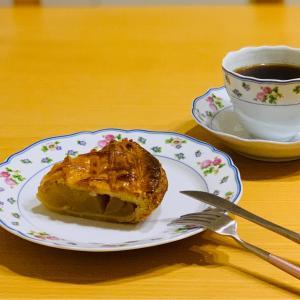 美味しかったアップルパイ