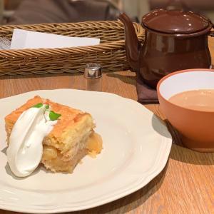 変わらぬ美味しさ!アフタヌーンティールーム発売30周年のアップルパイ