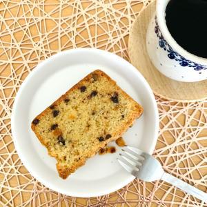 グルテンフリーのコーンブレッドと記憶スッキリ成分が摂れるコーヒー