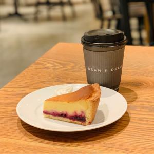 DEAN&DELUCAのチーズケーキと楽天スーパーセールお買得品!