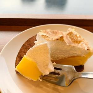 さわやかな美味しさがお気に入り スタバのレモンパイ