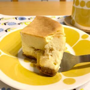 なかしましほさんの小夏のチーズケーキ