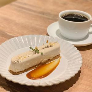 パティスリー並みの本格派ケーキが食べられるカフェでデザートタイム