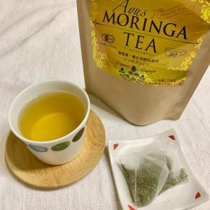 奇跡の木「モリンガ」のお茶、試してみた