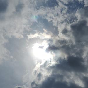 太陽の祝福