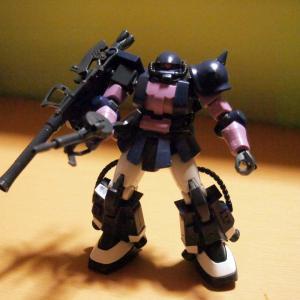 MS-06R (黒い三連星仕様)