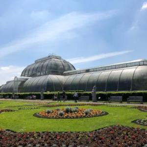 エンジェルウノ君とお散歩☆王立植物園 Kew