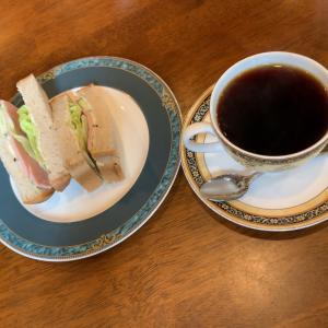 珈琲の美味しいお店茶房万葉人