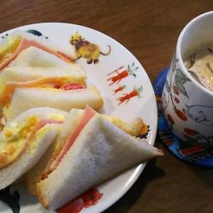 サンドイッチと家事のアンバランスの話