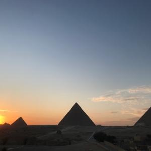 エジプト第2ピラミッドでのミラクル