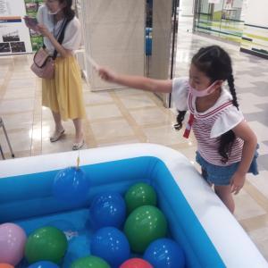 【8/8あべのハルカス】子育てファミリーイベントでイヤイヤ人形ありがとうございました!