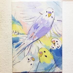 台北「小鳥美術館」ありがとうございました!