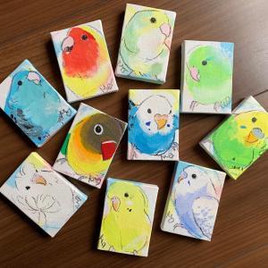 静岡「鳥物語トリストーリー展」参加します!