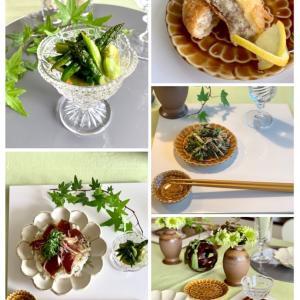 和食レッスン始まりました。