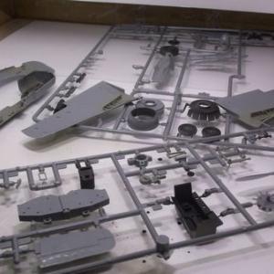 1/48 フォッケウルフFw190D-9の製作 (その2)