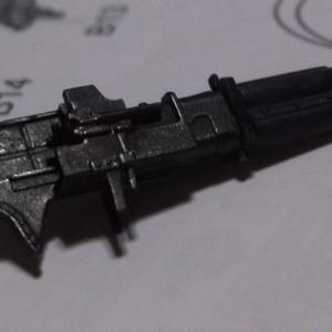 1/35 ルノーFT-17の製作 (その10)