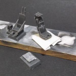 F3H-2N/M デモンの製作 (その9)