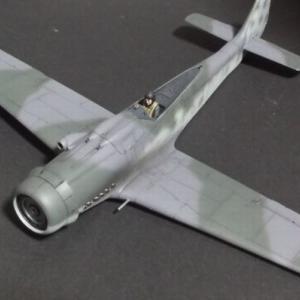 1/48 フォッケウルフFw190D-9の製作 (その9)