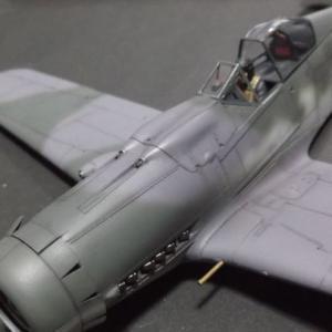1/48 フォッケウルフFw190D-9の製作 (その10)