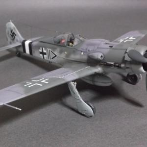 1/48 フォッケウルフFw190D-9の製作 (その13) 完成!