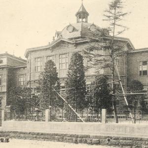 県立図書館最古参のひとつ宮城県図書館(大正4年)