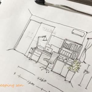 収納計画から始まる新しい暮らし方「職住融合」