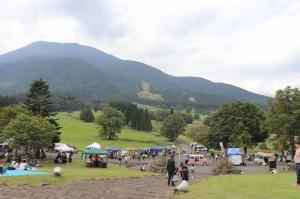 第11回黒姫高原クラフト祭り
