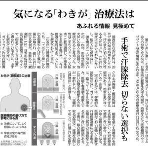 新聞に取材記事が掲載されました
