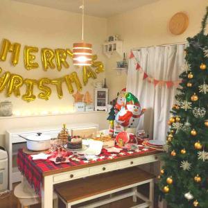 JKお泊まり Christmasparty