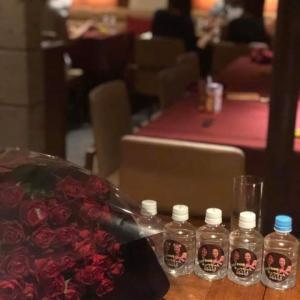 赤薔薇で祝う、アラフォー女子のバースデープレゼント
