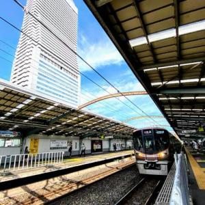 JR大阪環状線(16)西九条駅へ
