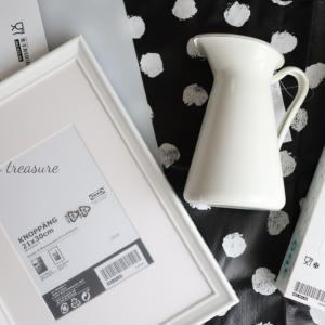 IKEA×DAISO×北欧雑貨で納得のインテリアが完成♡