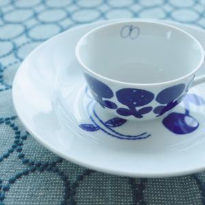 ⋆⋆ミナのお皿とお庭のハーブでひとりランチ♡いつの間にかミナの新色も⋆⋆