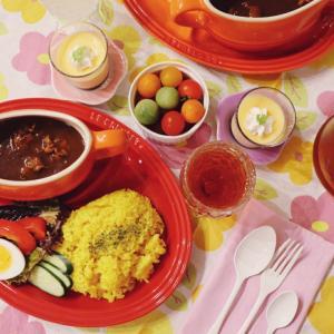 カルディ品とコストコ品でお手軽に本格的な夕飯が完成✨