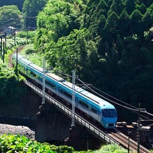 朝の第二酒匂川橋りょう