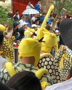 宇佐神社のお祭り