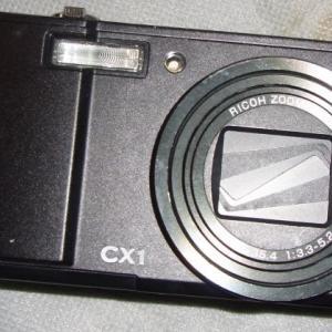 CX1の故障と新たなCX1の入手